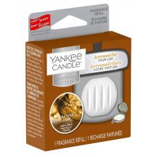 Yankee Candle Charming Scents náplň vůně do auta Leather Cuir