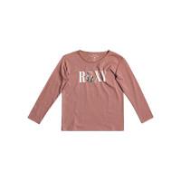 Roxy THE ONE B ASH ROSE dětské tričko s dlouhým rukávem - 14/XL