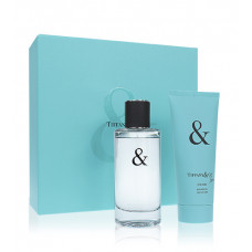 Tiffany & Co. Tiffany & Love For Him toaletní voda 90ml + SG 100ml