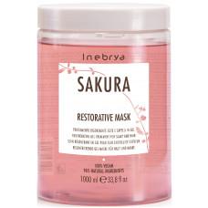 Inebrya Sakura Restorative Mask 1000ml