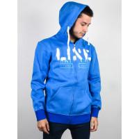Line Original blue pánská mikina - XL