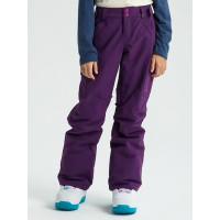 Burton ELITE CARGO CONCORD zateplené kalhoty dětské - S