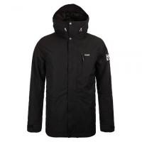 Bunda PLANKS Feel Good Insulated Jacket black 19/20 Velikost: L