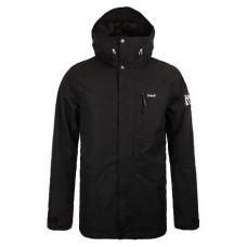 Bunda PLANKS Feel Good Insulated Jacket black 19/20 Velikost: S