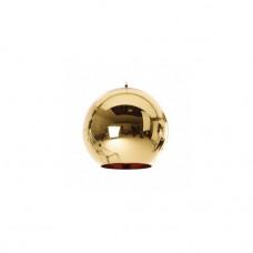 Esyst s.r.o. Závěsné designové svítidlo 200 mm zlaté
