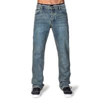 Horsefeathers TRAVIS blue značkové pánské džíny - 28