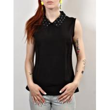 Ezekiel PENNY DARK NAVY dámská košile krátký rukáv - L