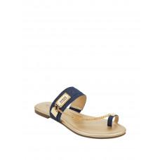 GUESS sandálky Landen Denim Chain Sandals vel. 37,5