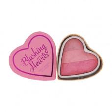 Makeup Revolution London I Love Makeup Blushing Hearts 10g - Blushing Heart