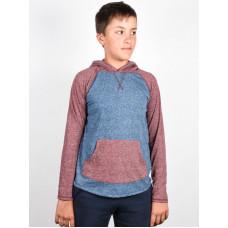 Element BENTON midnight blue dětské tričko s dlouhým rukávem - 12