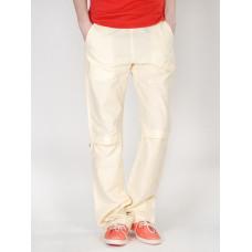 Rusty JRPTE045 BEI plátěné sportovní kalhoty dámské - L