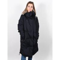Roxy ABBIE TRUE BLACK zimní bunda dámská - L