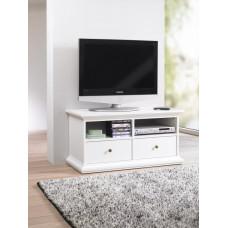 TV stolek Paris 77812 bílá - TVI