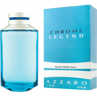 Azzaro Chrome Legend toaletní voda Pro muže 125ml