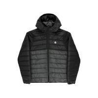 Element ALDER PUFF FUNDAMENT ASPHALT zimní bunda pánská - L
