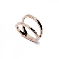 Prsten Calvin Klein Outline KJ6VPR1001 Velikost prstenu: 57