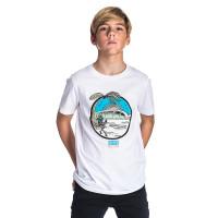 Rip Curl TIL DEAD OPTICAL WHITE dětské tričko s krátkým rukávem - 10