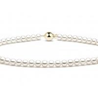 Couple Perlový dámský náhrdelník 7540045-0-45-91