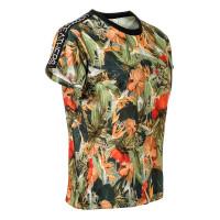 Horsefeathers AMORA JUNGLE dámské tričko s krátkým rukávem - S