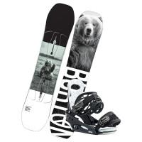 Burton PROCESS SMALLS 2 dětský snowboardový set