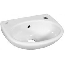Ideal Standard Umývátko 355x255x155 mm, otvor vpravo, bílá E147901