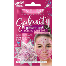Eveline Galaxity Intensely Soothing Glitter Mask 10ml