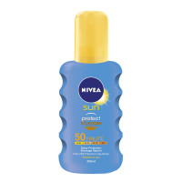 Nivea Sun Protect & Bronze Spray SPF50 200ml