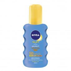 Nivea Sun Protect & Bronze Spray SPF50 200ml