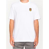 Element SPECTRAL OPTIC WHITE pánské tričko s krátkým rukávem - M