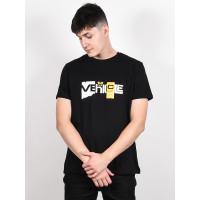 Vehicle DEAL black pánské tričko s krátkým rukávem - M