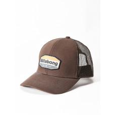 Billabong WALLED brown baseball čepice
