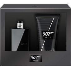 James Bond 007 Seven M toaletní voda 50ml + SG 150ml