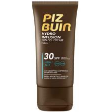 PIZ BUIN Hydro Infusion Sun Gel Cream Face SPF 30 50ml