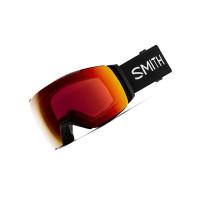 Smith IO MAG XL Black | ChromaPop Sun Red pánské brýle na snowboard