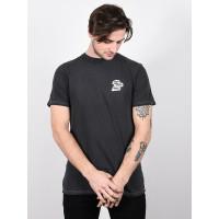 Vans VINTAGE V66 black pánské tričko s krátkým rukávem - L