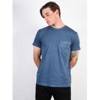 RVCA PTC 2 PIGMENT dark denim pánské tričko s krátkým rukávem - M