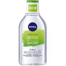 Nivea Urban Skin Detox Micellar Water 400ml