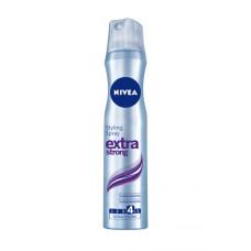 Nivea Extra Strong silně tužící lak na vlasy 250ml
