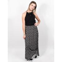 Rip Curl ISLAND black luxusní plesové šaty dlouhé - M
