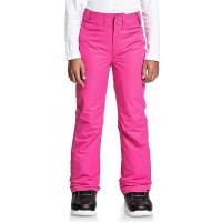 Roxy BACKYARD BEETROOT PINK zateplené kalhoty dětské - 10/M