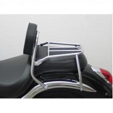 opěrka řidiče s nosičem Fehling Kawasaki VN900 06- chrom - Fehling Ernest GmbH a Co. 7618FRGK