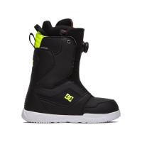 Dc SCOUT black pánské boty na snowboard - 45EUR