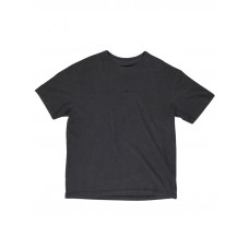 RVCA OS PIGMENT PIRATE BLACK pánské tričko s krátkým rukávem - M