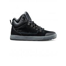 Dvs VANGUARD+ BLACK BLACK SUEDE pánské boty na zimu - 43EUR