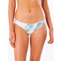 Rip Curl COASTAL PALMS CHEEKY white plavky dámské dvoudílné luxusní - M