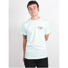 Vans FULL PATCH BACK BAY pánské tričko s krátkým rukávem - L