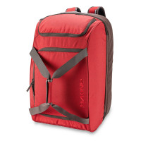 Dakine BOOT LOCKER DLX DEEP RED snowboardový batoh - 70L