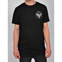 Vimana VUFO black pánské tričko s krátkým rukávem - XL