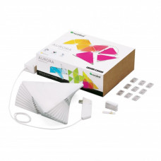 Nástěnná Aurora Nanoleaf 9ks Smarter Kit