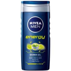 Nivea Men Energy Shower Gel 250ml